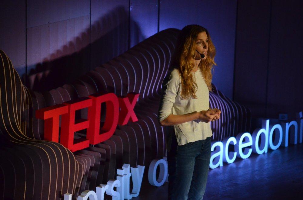 ΟΜΙΛΙΑ TEDx    Με μεγάλο ενθουσιασμό συμμετείχαμε στο    TEDxUniversityOfMacedonia    CHASM που έγινε στη Θεσσαλονίκη, με μια ομιλία σχετικά με τη δύναμη της ησυχίας και του διαλογισμού, ανάμεσα σε ενδιαφέροντες ομιλητές όπως η Ελένη Ψυχούλη, ο Ynzo van Zanten, η Αντωνία Σκαράκη και ο Γιώργος Φλούδας.