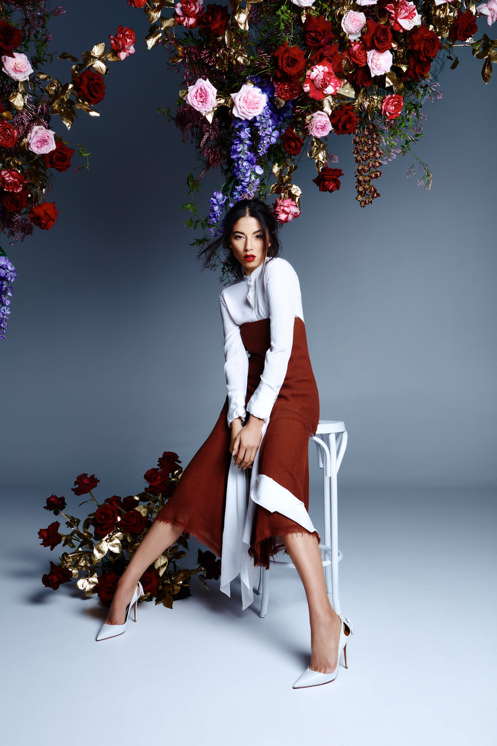 JESS GOMES FOR DAVID JONES