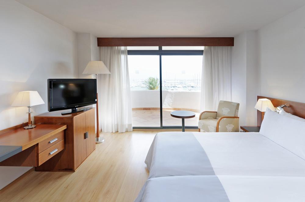 Doppelzimmer, Meerblick, Palma Bellver
