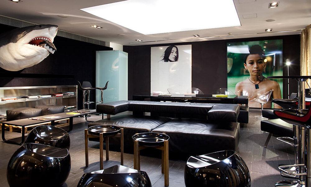 Lounge, Jaime III