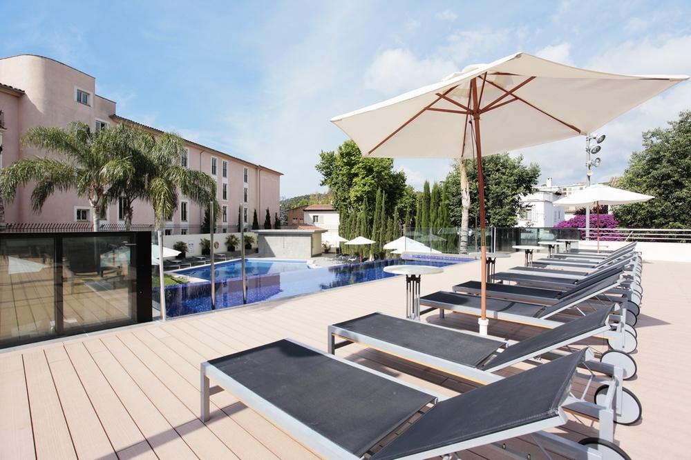 Terrasse & Pool, Isla Mallorca