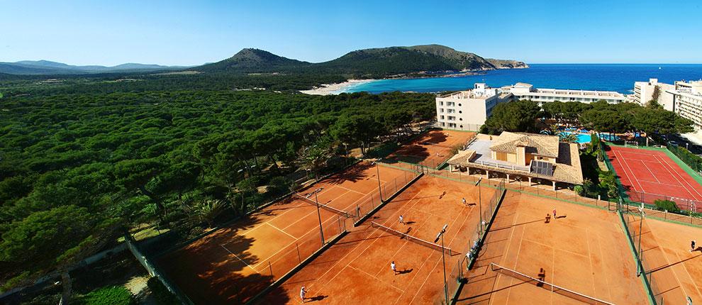 Tennisplätze, S'Entrador Playa