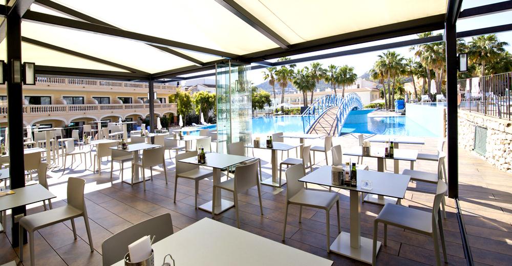Snack-Bar, Mon Port Hotel & Spa
