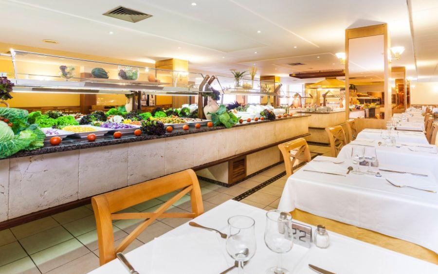 Buffet - Restaurant, Globales Pionero