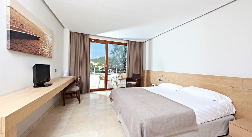 Schlafzimmer, Son Caliu Hotel Spa-Oasis