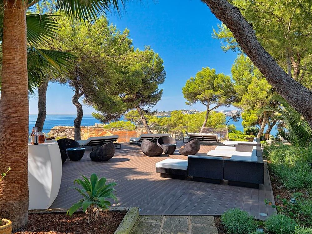 Chill Out-Terrasse, H10 Punta Negra