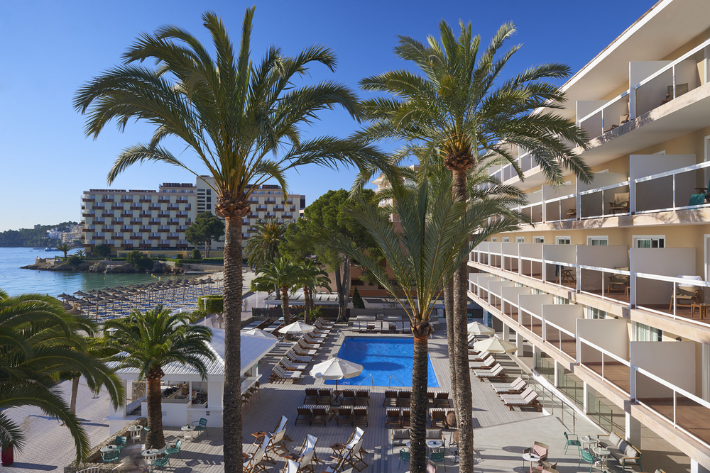 Pool-Terrasse, Sol Beach House Mallorca