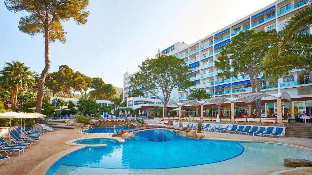 Pool, Hipotels Eurotel Punta Rotja & Spa