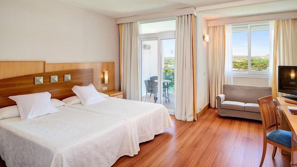 Junior Suite, Meerblick, Hipotels Eurotel Punta Rotja & Spa