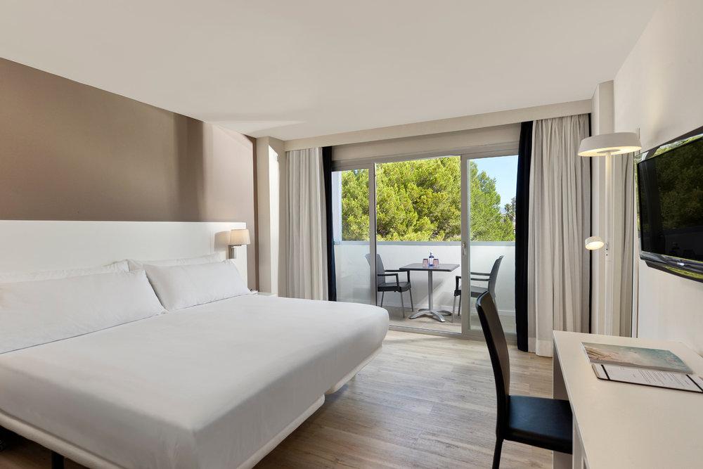 Doppelzimmer, Innside Palma Bosque