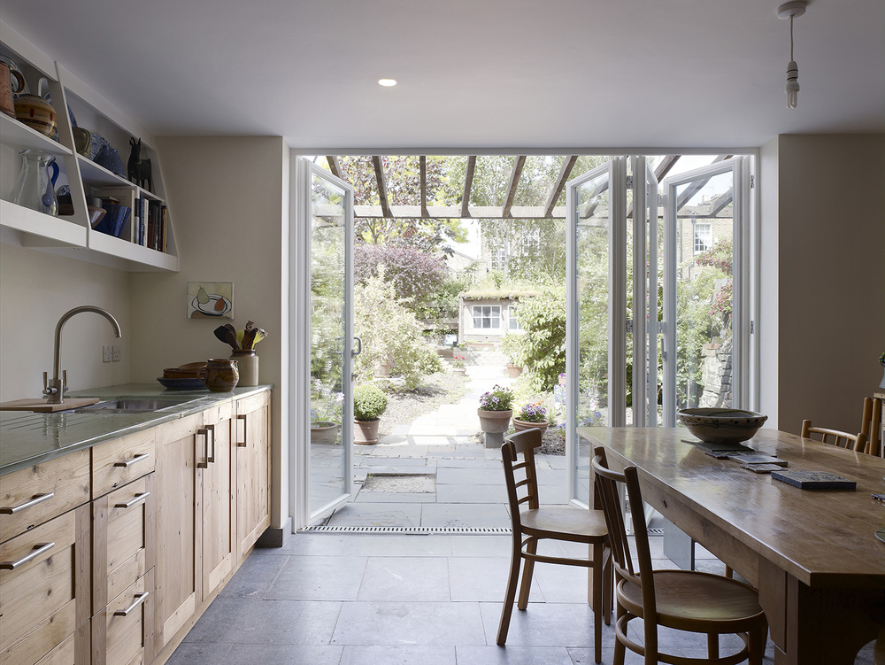 80% House Retrofit by Prewett Bizley Architects