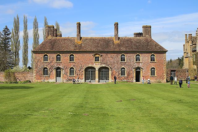 Barrington-Court-strode-house-brick-somerset-architecture