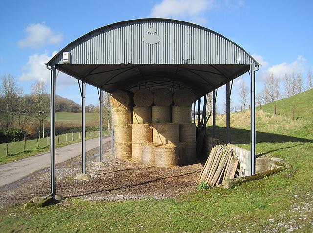 Steel Dutch Barn — Prewett Bizley architects | Passivhaus ...