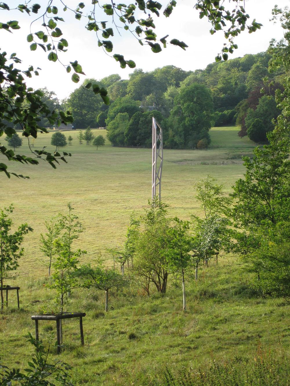 Smithson Obelisk Hadspen Shatwell Farm Somerset - 4