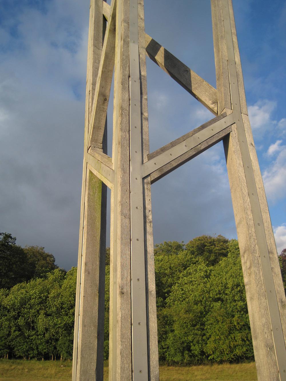 Smithson Obelisk Shatwell Farm Somerset - Hadspen 3