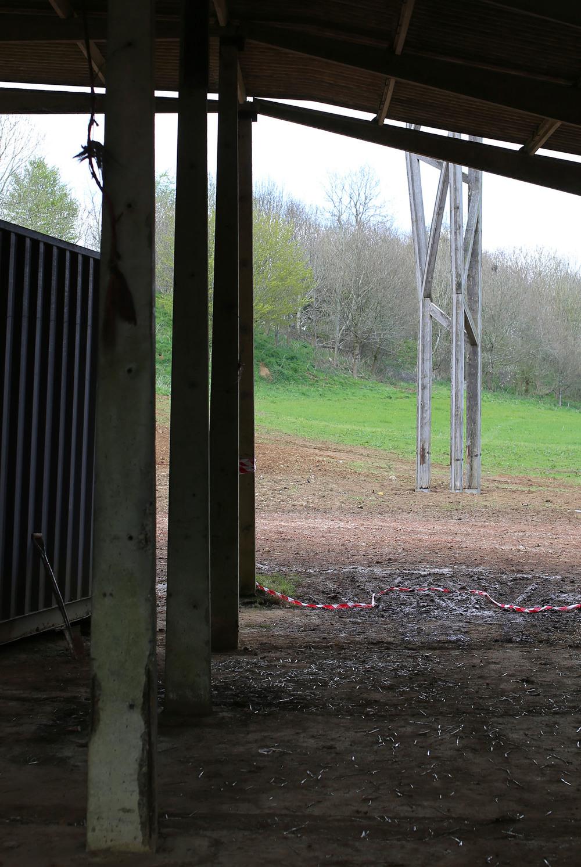Smithson Obelisk Shatwell Farm Somerset Barn Hadspen