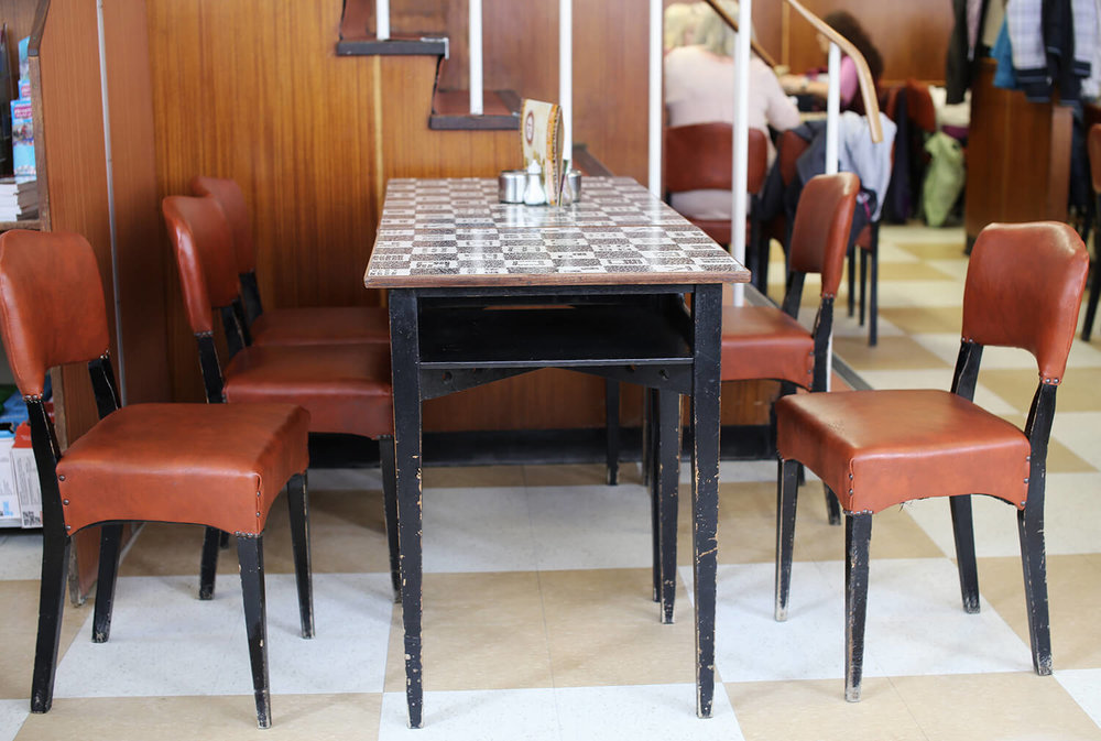Kardomah-Cafe-Swansea-interior-table-chair-formica