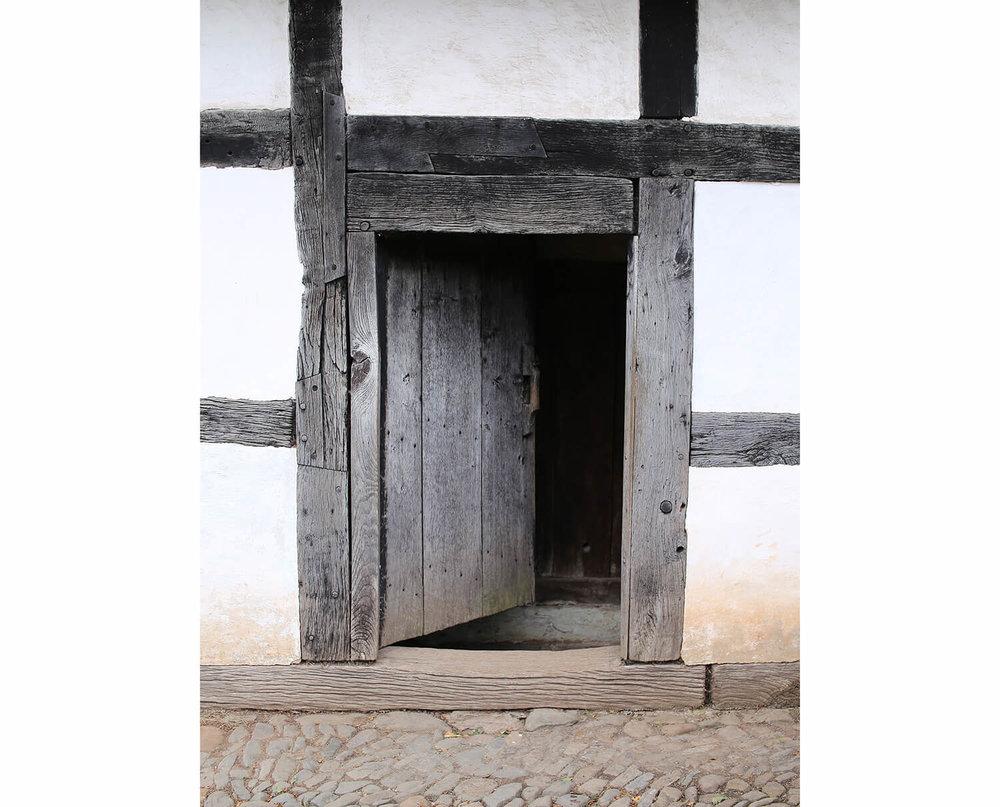 Abernodwydd-Farmhouse-frame-door-St Fagans-Welsh-Vernacular copy