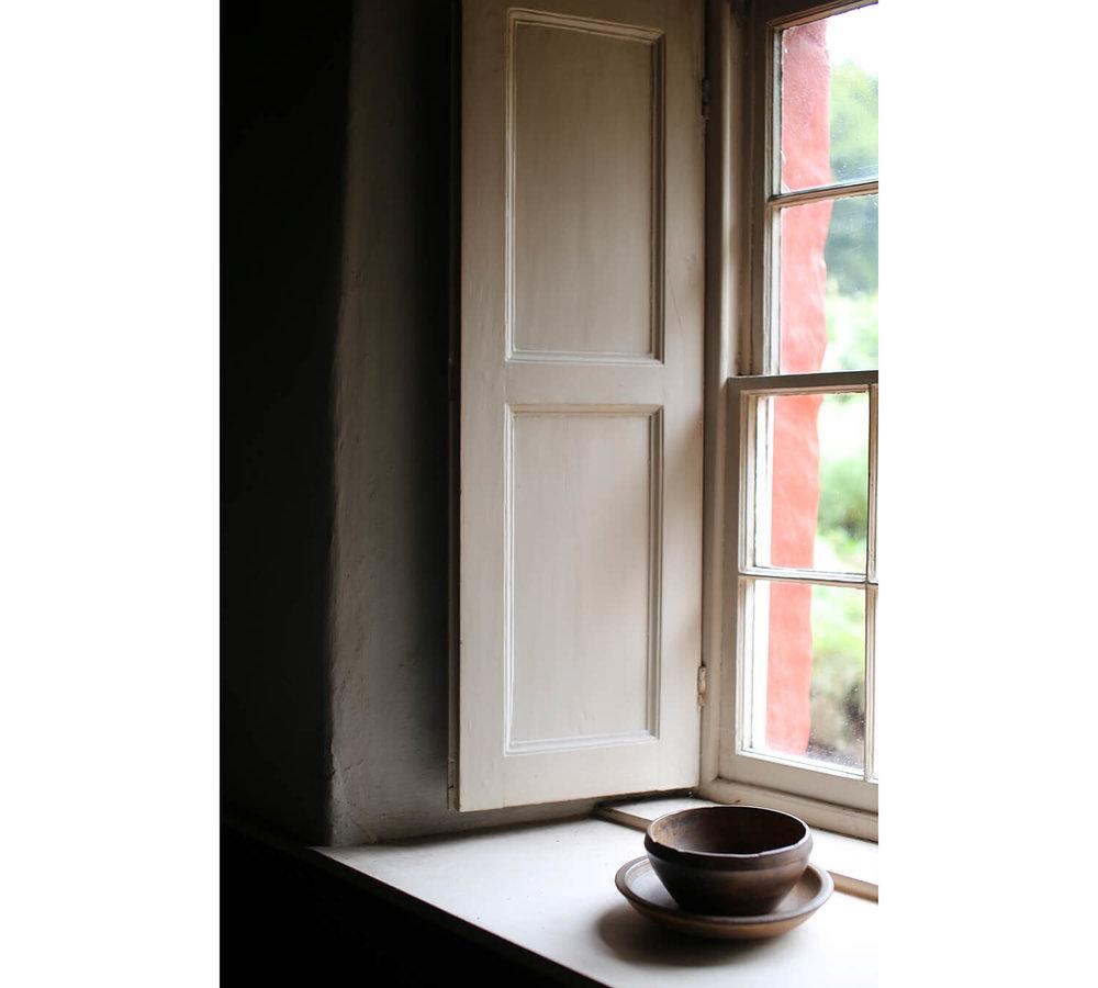 Kennixton-Farmhouse-window-shutter-St Fagans-Welsh-Vernacular