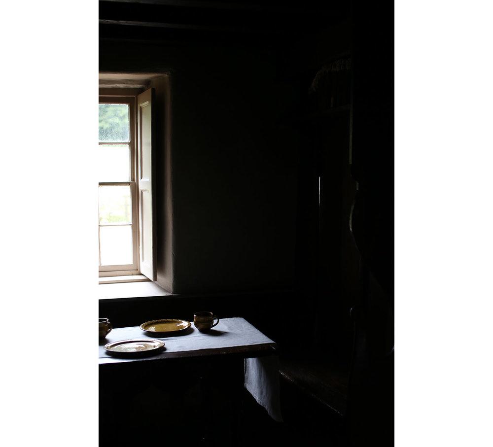 Kennixton-Farmhouse-window-St Fagans-Welsh-Vernacular