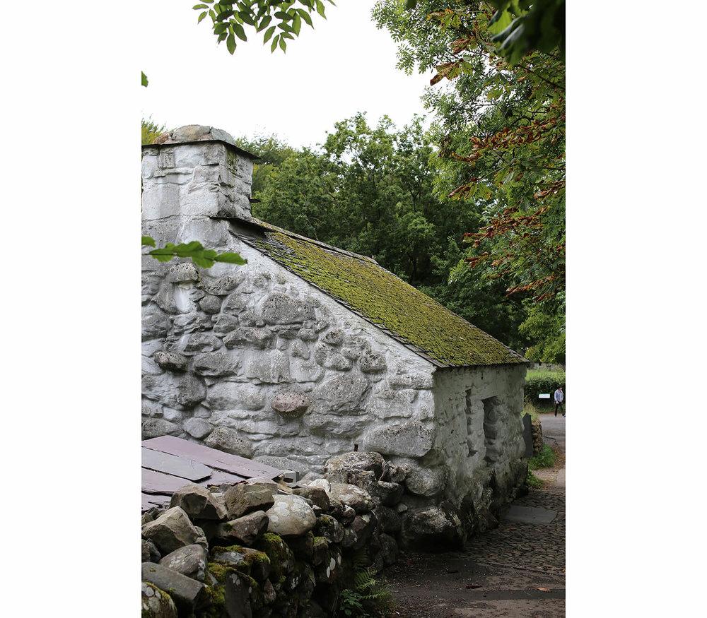 Llainfadyn-Cottage-St Fagans-Welsh-Vernacular
