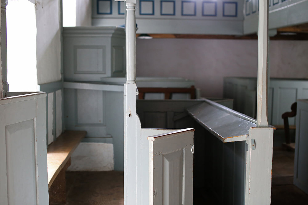 Pen-rhiw Chapel St Fagans National History Museum Wales Architect 4