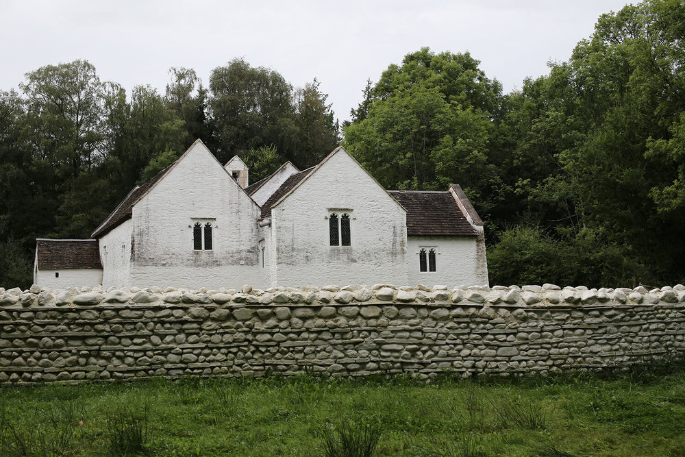 St Teilo's-church-St Fagans-Welsh-Vernacular