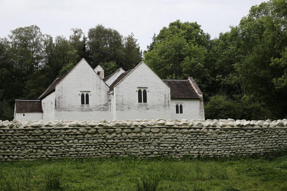 St Teilo's-church-St Fagans-Welsh-Vernacular
