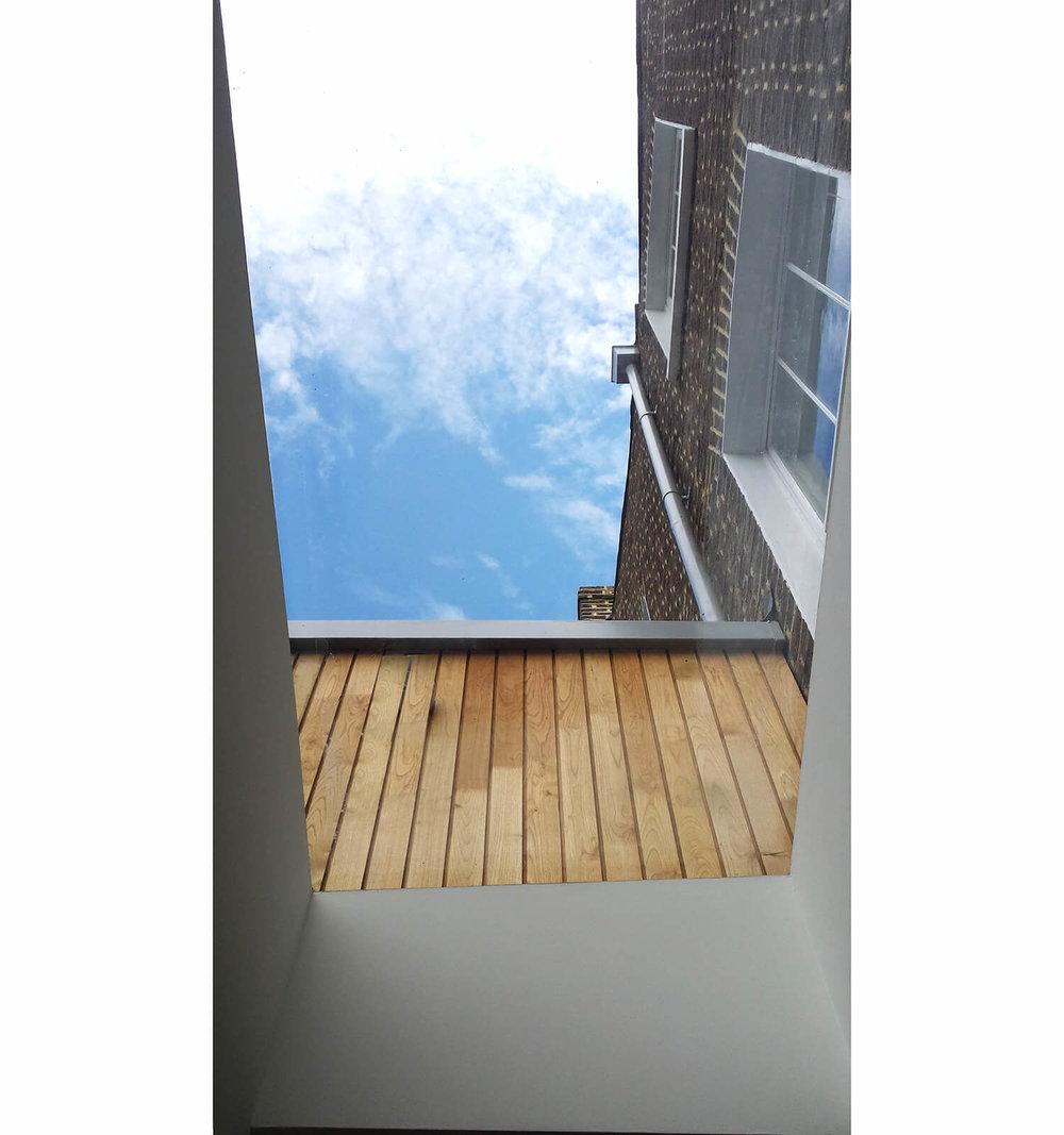Kentish Town - Prewett Bizley Architects - Roof light.jpg