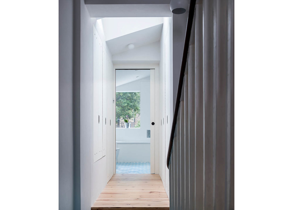 Kentish Town - Prewett Bizley Architects - stair & hall.jpg
