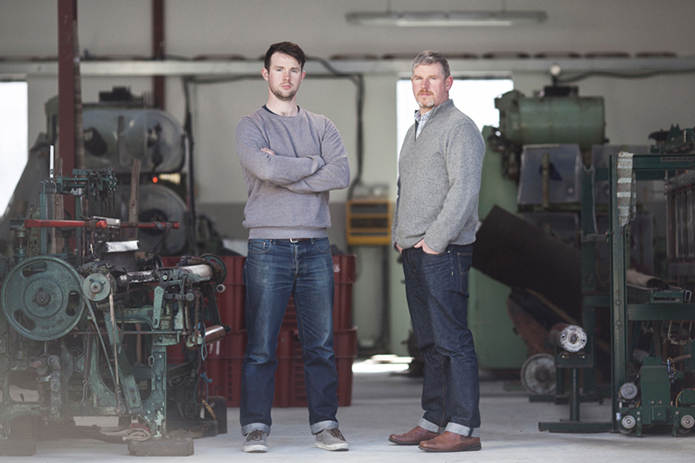 Molloy & Sons Donegal tweed weavers