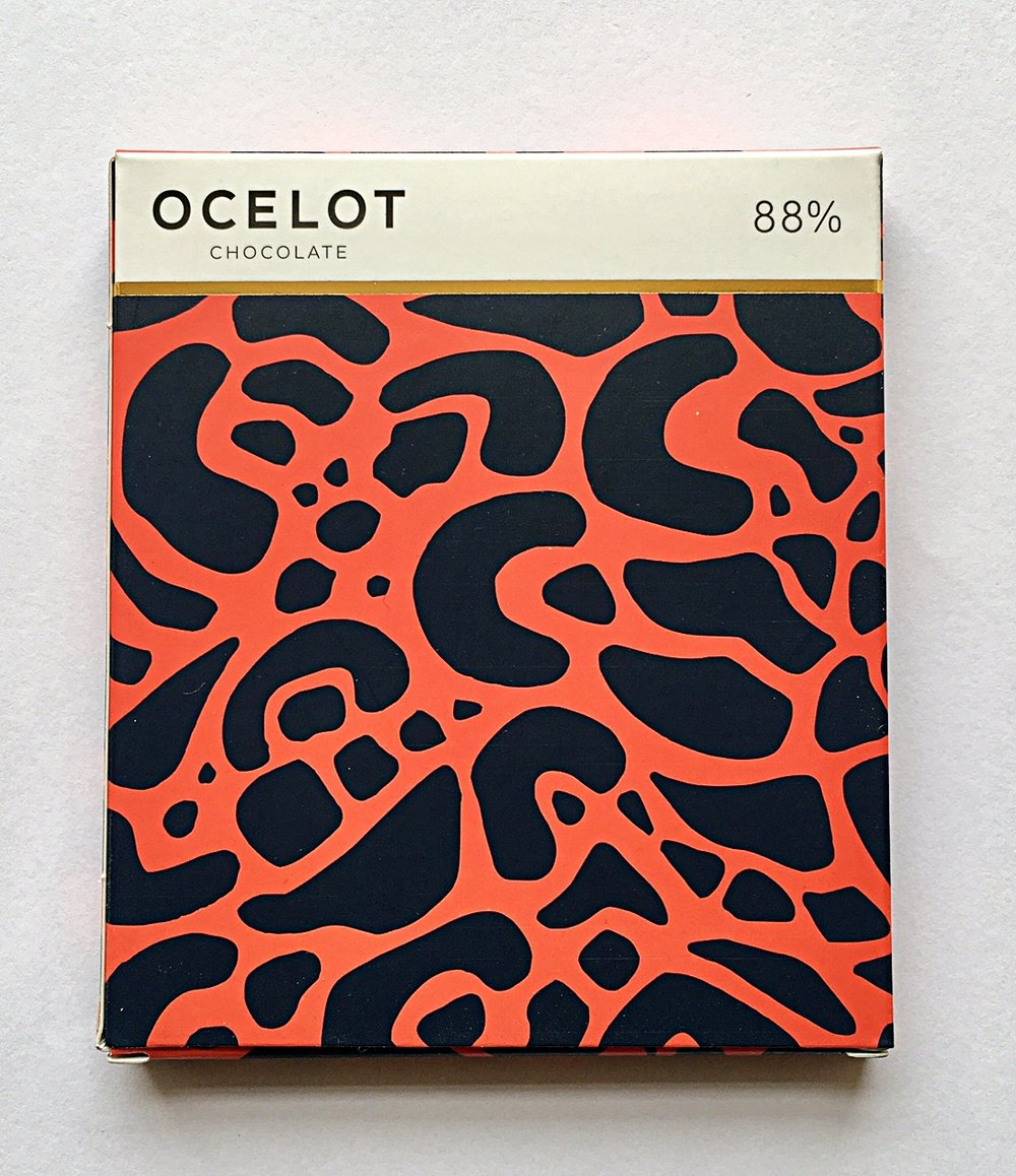 Ocelot 88% for dark chocolate lovers
