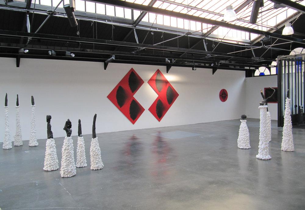 Energies Dissipées  | 2015 Galerie Valérie Bach -Bruxelles,Belgique