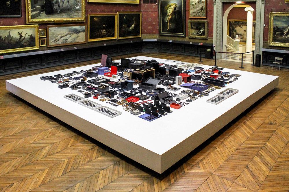 Signa Mentis  | 2014 Musée de Picardie - Amiens, France