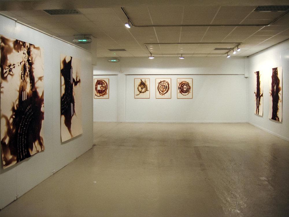 Ingnigraphies  | 2008 ADRA rthotheca - Hennebont, France