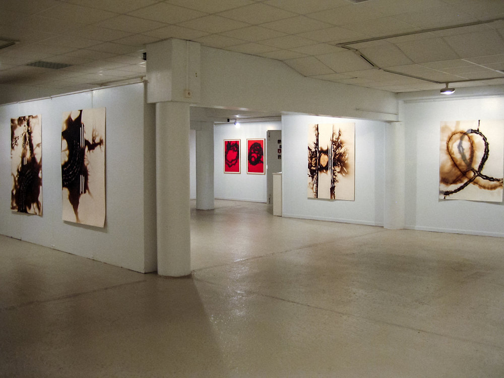 Ingnigraphies  |   2008 ADRA           Arthotheca - Hennebont, France