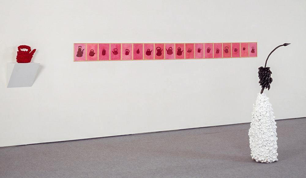 Dessins et Objets, 1975-1995  | 1996 MAM / Musée d'Art Moderne La Terrasse - St. Etienne,France