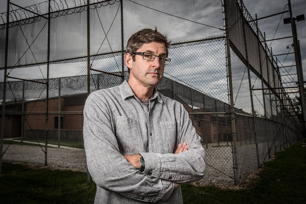 LOUIS THEROUX-BBC
