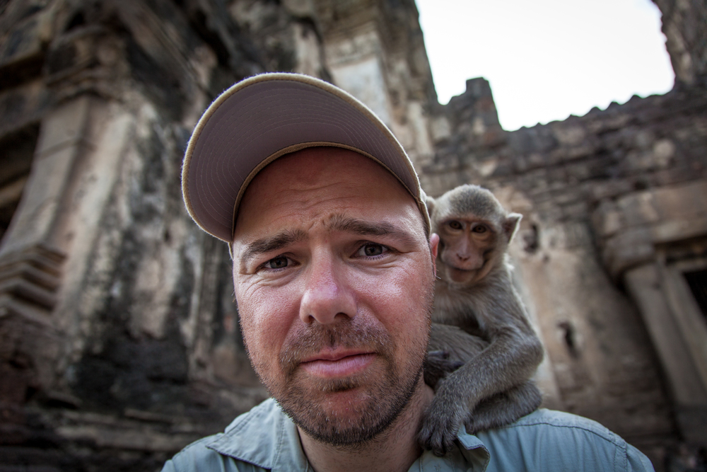 Karl Pilkington-An Idiot Abroad/SKY