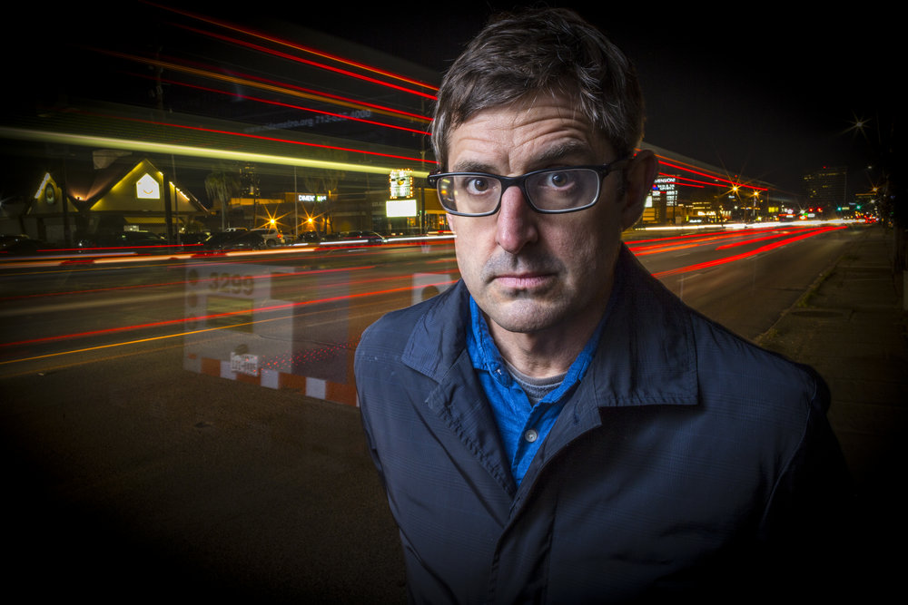LOUIS THEROUX-DARK STATES/BBC