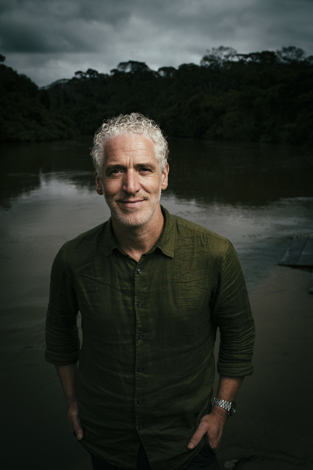 Gordon Buchanan-BBC