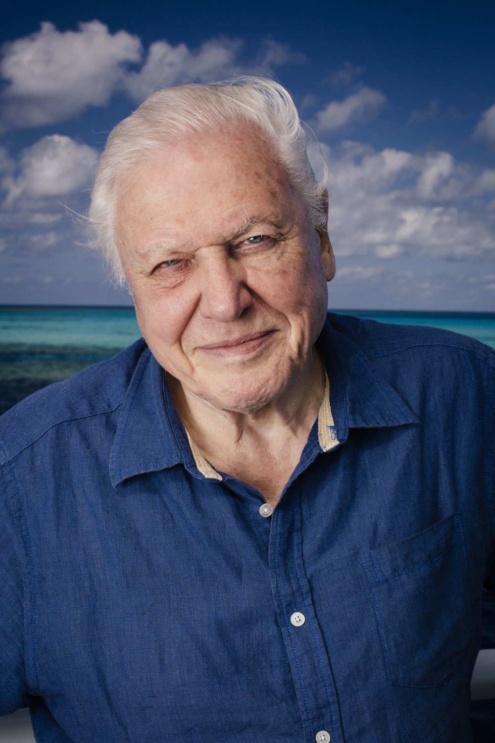 SIR DAVID ATTENBOROUGH-GREAT BARRIER REEF/AUSTRALIA