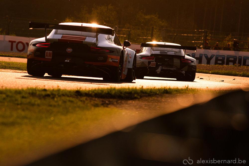Dat ass ! - Porsche 911 RSR