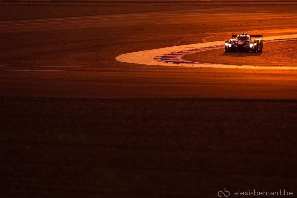 Merci Audi ! - Bahrain 2016, la dernière guerre de la marque aux anneaux.