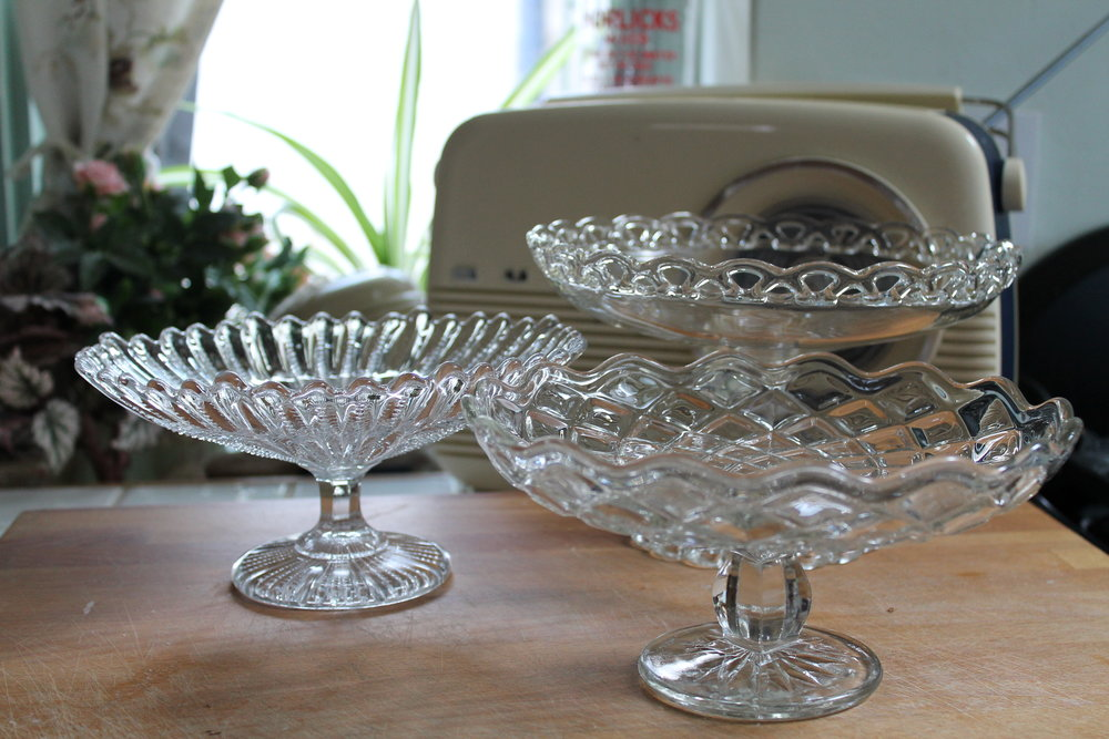 glass cake stands.JPG