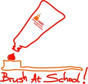 Brush at School