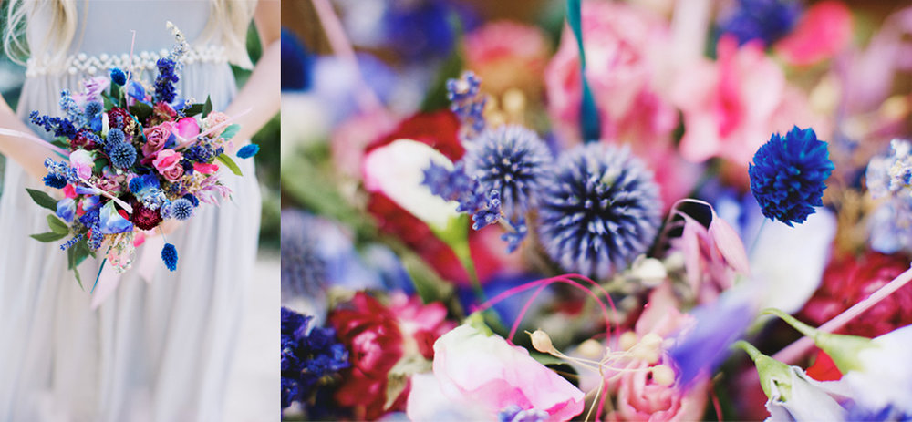 The Sleeping Flower Company Look Book Vibrant colours
