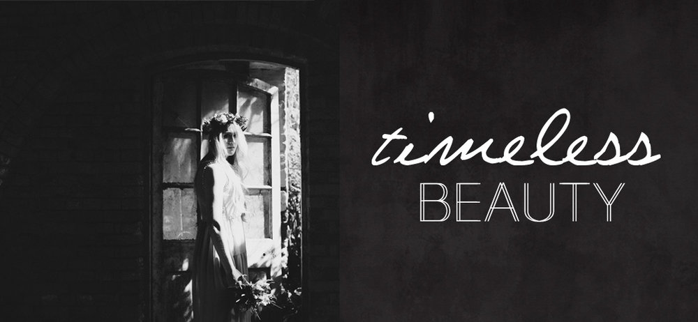 The Sleeping Flower Company Look Book Timeless Beauty