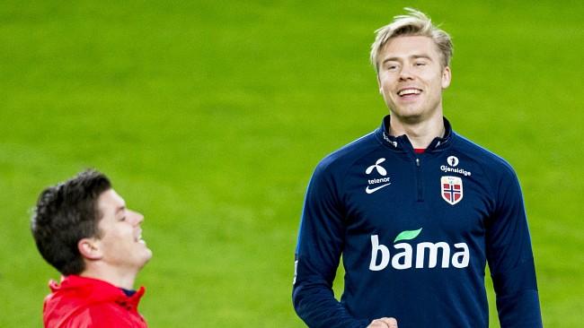 Alexander Søderlund er opptatt av mental helse blant fotballspillere.