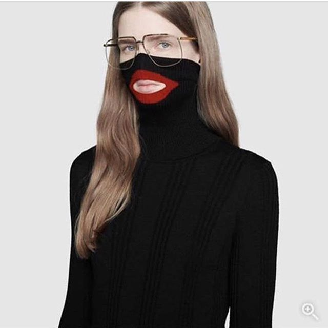Here we go again... @gucci should of known better.... then do Blackface anything.... 🤦🏾♂️🤦🏾♂️🤦🏾♂️ #Blackface #Gucci #stop #boycott